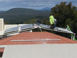 wollongong solar panel systems