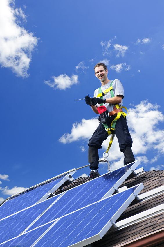 residential & commerical solar servicing
